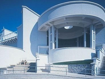 The Tate St Ives, an art gallery in St Ives, Cornwall.