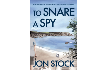 The cover of spy novel To Snare a Spy.