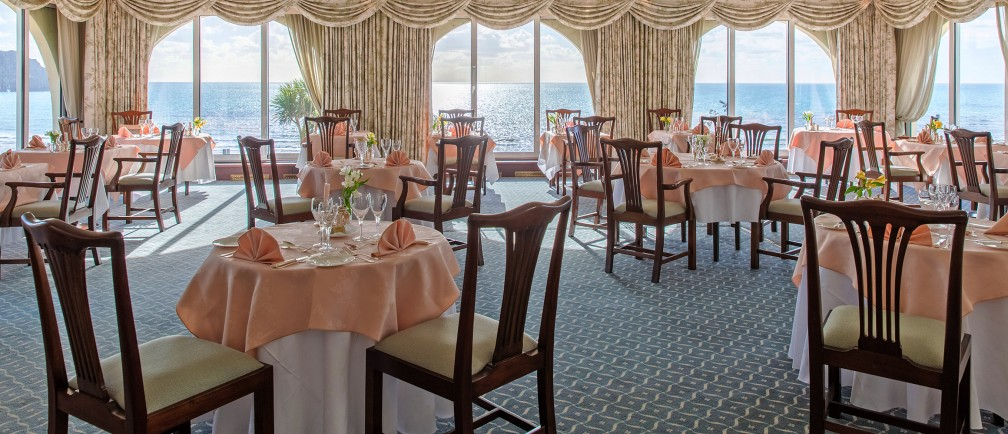 Restaurants Cornwall The Nare Hotel Restaurant Best The Dining Room