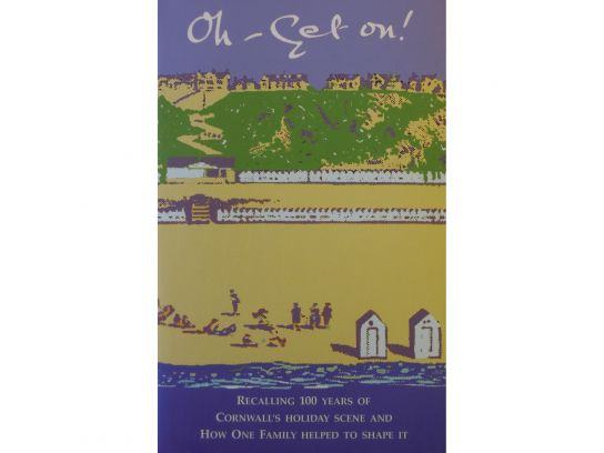 Oh – Get On!, a book by Bettye Gray.