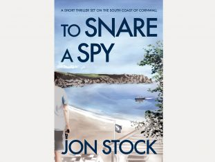 The front cover of Jon Stock's To Snare a Spy.