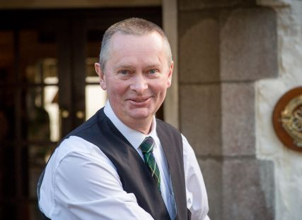 A member of The Nare hotel team.